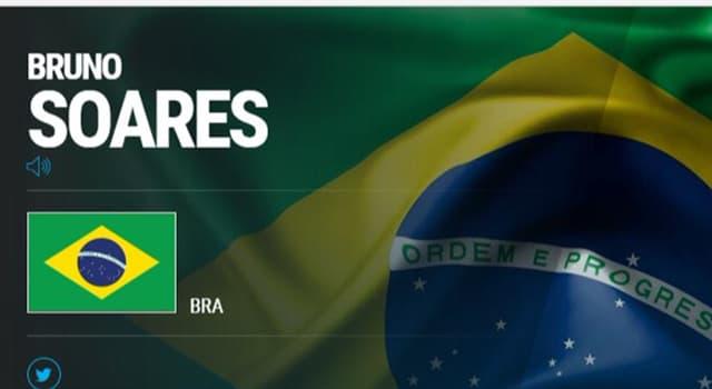 Sport Trivia Question: Brazilian Bruno Soares is a professional in which sport?