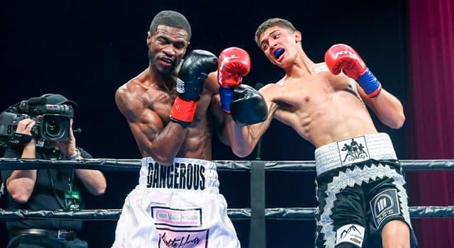 Спорт Запитання-цікавинка: Що з перерахованого - класичний удар з традиційного боксу?