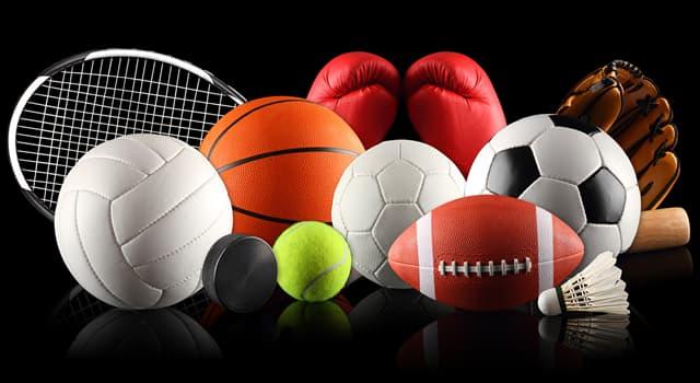 Суспільство Запитання-цікавинка: Що з перерахованого не є видом спорту?