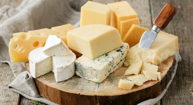 Культура Запитання-цікавинка: Що з перерахованого є характерною рисою сиру рокфор?