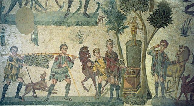 Історія Запитання-цікавинка: Що, на думку пізньоантичних авторів, було основою харчування в Стародавньому Римі?