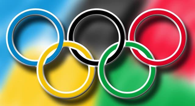 Культура Запитання-цікавинка: Що символізують п'ять олімпійських кілець?