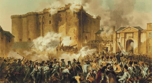 Історія Запитання-цікавинка: Що стало початком Великої французької революції?