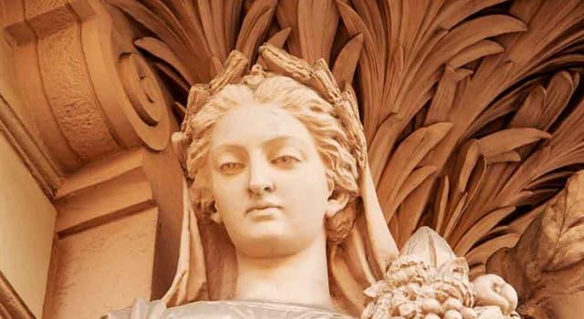 Kultur Wissensfrage: Ceres war die römische Göttin von was?
