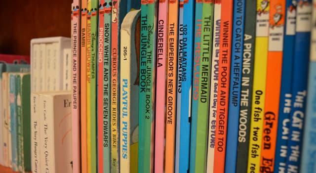 """Kultura Pytanie-Ciekawostka: """"Child Whispers"""" to pierwsze opublikowane dzieło autora, którego dzieci?"""