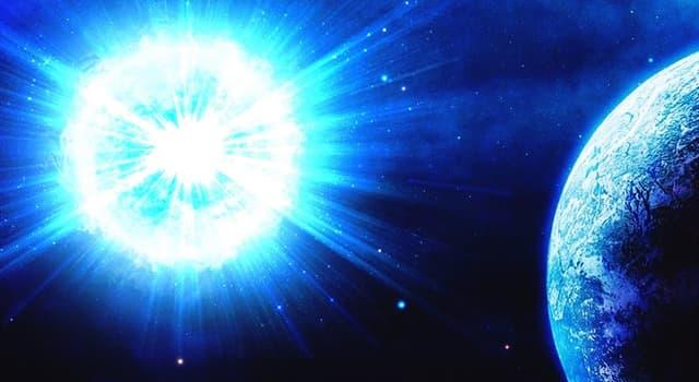 nauka Pytanie-Ciekawostka: Która z tych gwiazd jest najjaśniejszą?