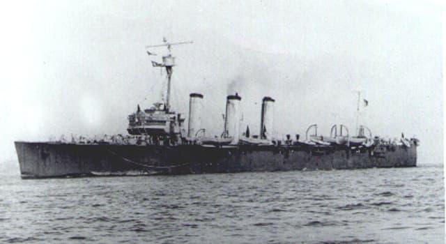 historia Pytanie-Ciekawostka: Co spowodowało zatonięcie brazylijskiego statku Bahia?