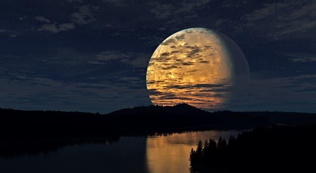 nauka Pytanie-Ciekawostka: Co to morze księżycowe?