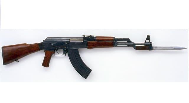 historia Pytanie-Ciekawostka: Co to za broń na rysunku?