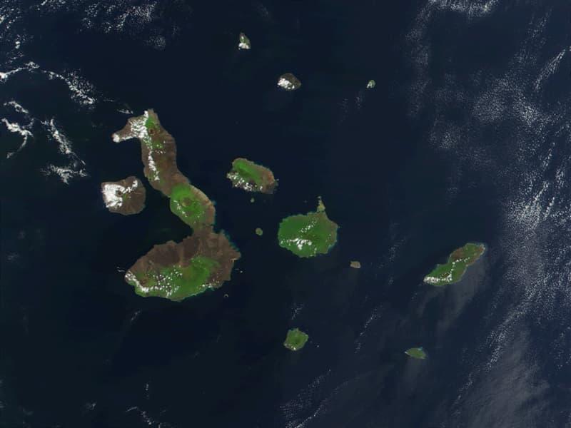 Geografía Pregunta Trivia: ¿Con qué otro nombre se conoce a las islas Galápagos?