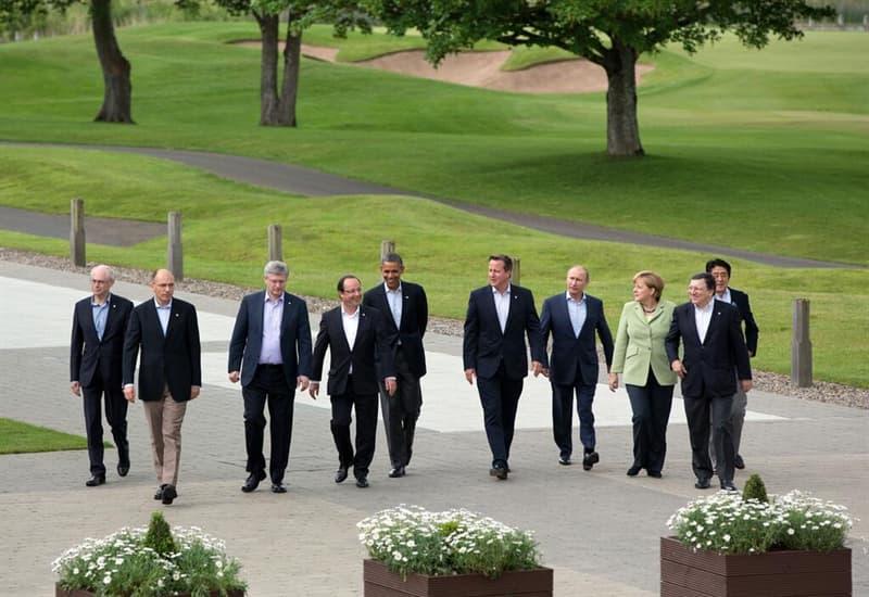 Historia Pregunta Trivia: ¿Cuál de los siguientes países no integra el famoso G8?