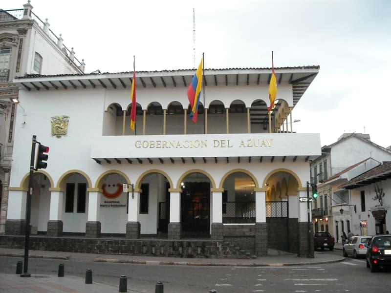 Geografía Pregunta Trivia: ¿Cuál es la capital de la provincia del Azuay, en Ecuador?