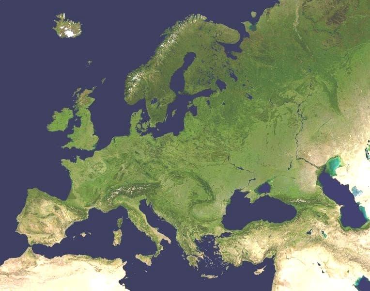 Geografía Pregunta Trivia: ¿Cuál es la península europea de mayor tamaño?