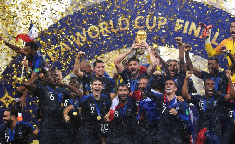 """Deporte Pregunta Trivia: ¿Cuántos son los jugadores oficialmente  habilitados para participar del campeonato mundial de fútbol """"Rusia 2018""""?"""