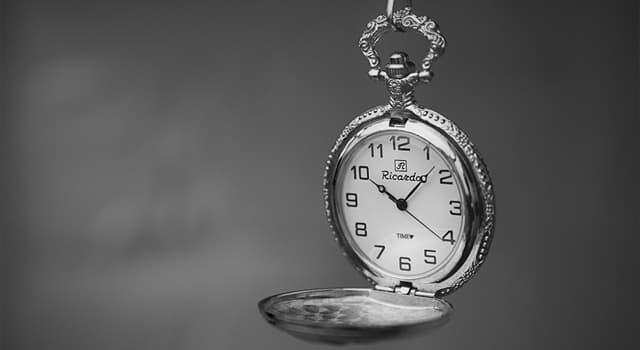"""Kultura Pytanie-Ciekawostka: Czemu równa się stara angielska jednostka czasu """"moment""""?"""