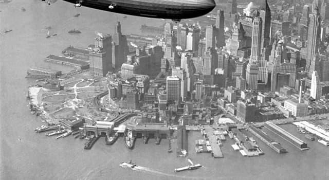 historia Pytanie-Ciekawostka: Czym był wypełniany niemiecki sterowiec pasażerski LZ 129 Hindenburg?