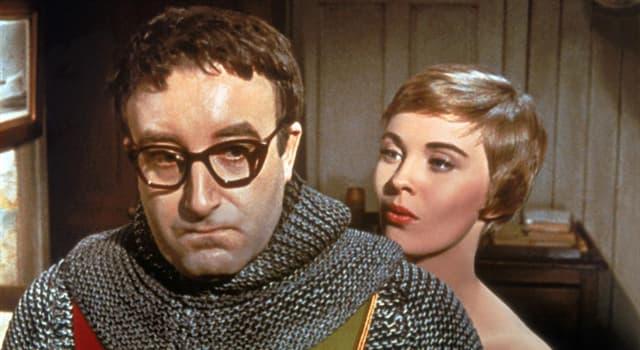 """Film & Fernsehen Wissensfrage: Das fiktive Herzogtum Groß Fenwick spielt eine zentrale Rolle im 1959er Film """"Die Maus, die ...""""?"""