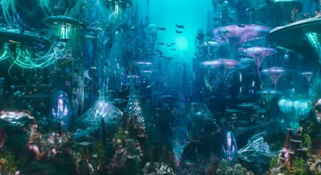 Kultur Wissensfrage: Der Legende nach, in welchem Ozean ist Atlantis versunken?