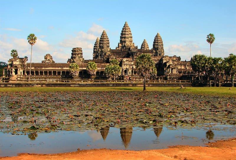 Cultura Pregunta Trivia: ¿Dónde se encuentra el templo de Angkor Wat?