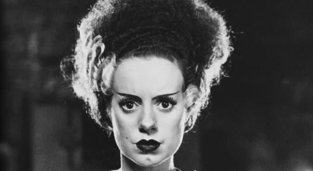 """Filmy Pytanie-Ciekawostka: Elsa Lanchester, która zagrała w filmie """"Narzeczona Frankensteina"""" (1935), była żoną którego aktora?"""