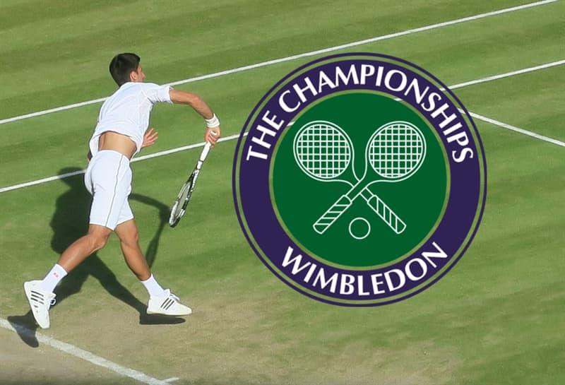 Deporte Pregunta Trivia: ¿En cuál de los torneos mayores incluidos en el Grand Slam, los juegos se realizan sobre canchas de pasto?