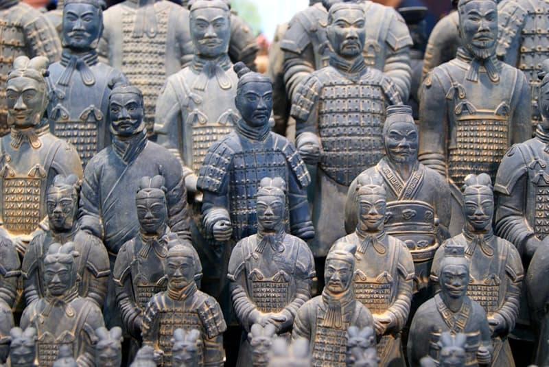 Historia Pregunta Trivia: ¿En que año se unificó China?