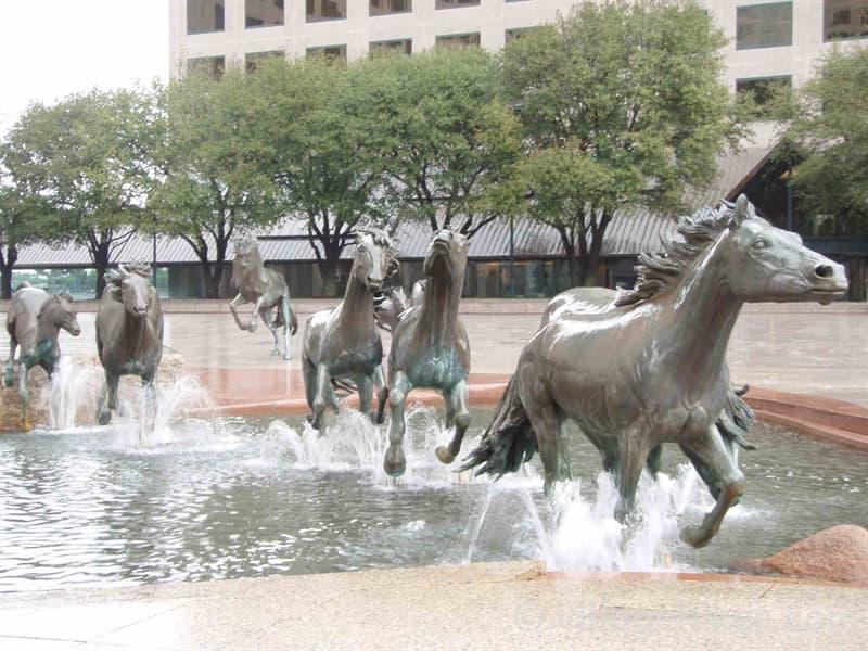 Cultura Pregunta Trivia: ¿En qué ciudad de Estados Unidos se encuentra la escultura que muestra la imagen?