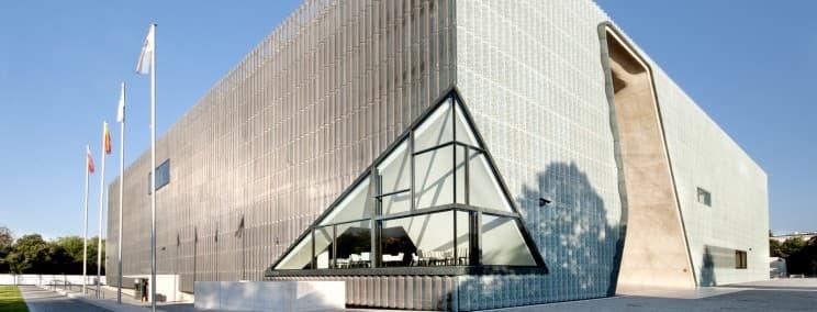 Cultura Pregunta Trivia: ¿En qué ciudad se encuentra el museo que muestra la imagen?