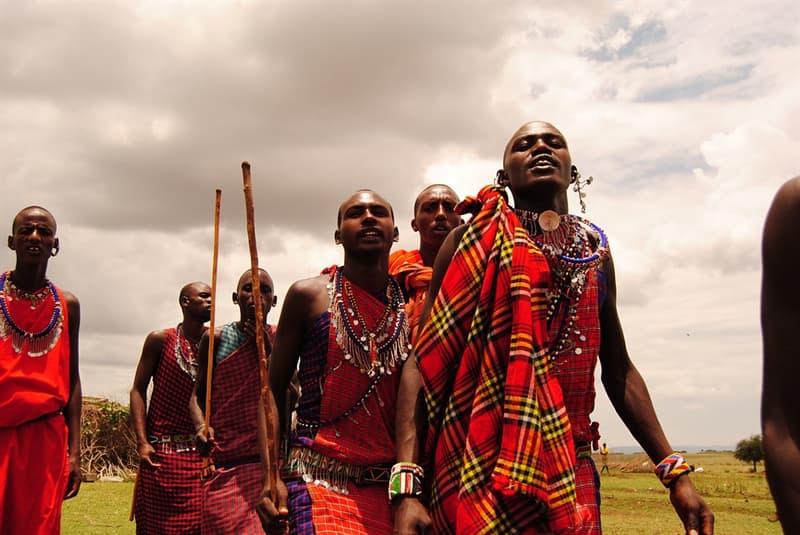 Sociedad Pregunta Trivia: ¿En qué dos países se concentra la población masai?