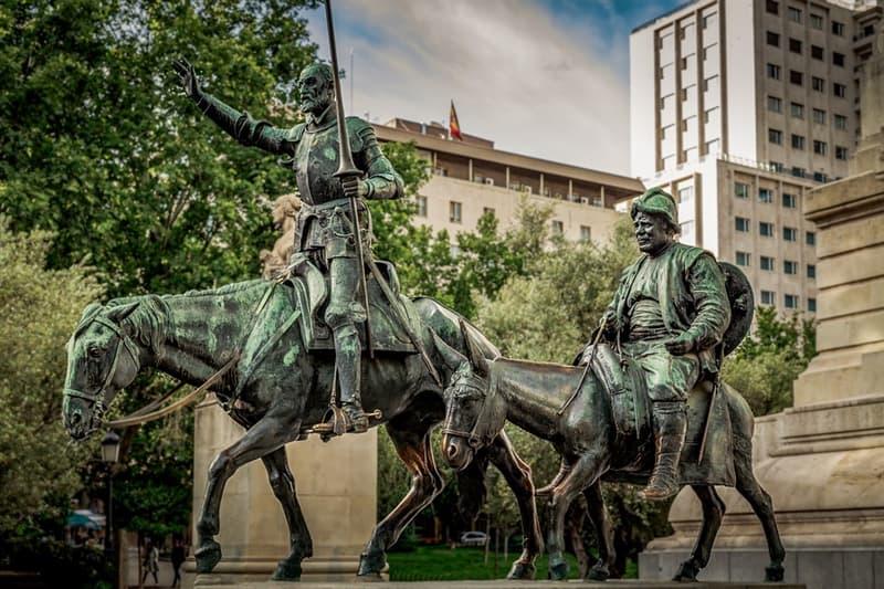 Historia Pregunta Trivia: ¿En qué lugar escribió Cervantes la mayor parte del Quijote de la Mancha?