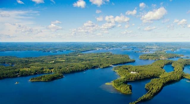 Географія Запитання-цікавинка: Фінляндія також відома під якою назвою?