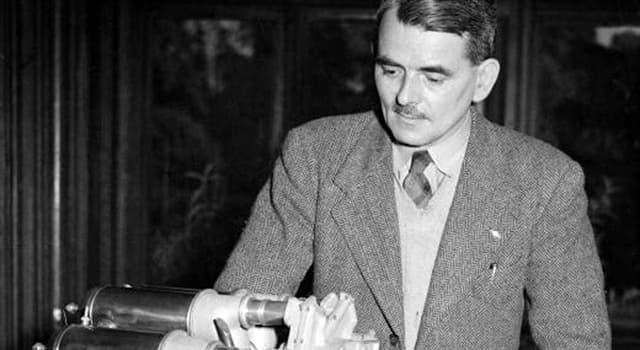 Geschichte Wissensfrage: Frank whittle schrieb Wissenschaftsgeschichte, indem er was erfand?