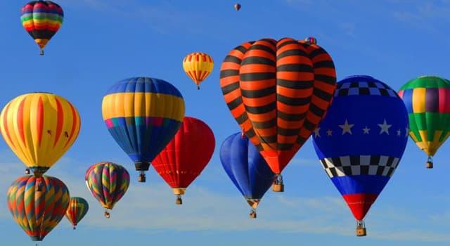 Kultura Pytanie-Ciekawostka: Gdzie odbywa się największy na świecie festiwal balonów?