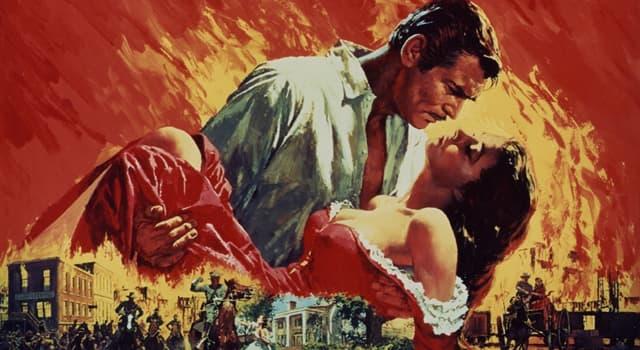 """Filmy Pytanie-Ciekawostka: Gdzie Rhett i Scarlett udali się na miesiąc miodowy w filmie z 1939 r. """"Przeminęło z wiatrem""""?"""