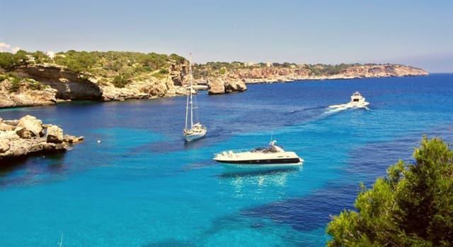 Geografia Pytanie-Ciekawostka: Gdzie znajdują się Baleary?