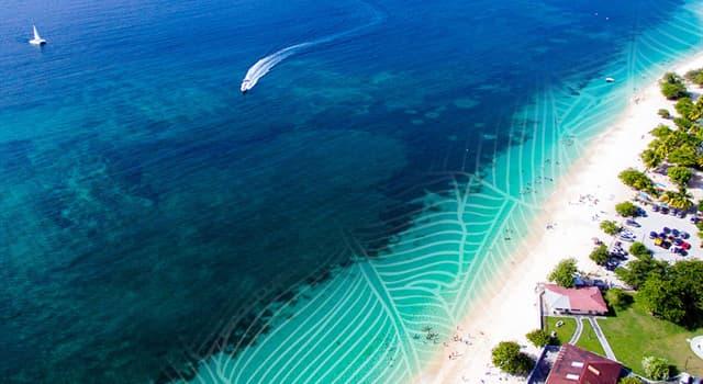Geografia Pytanie-Ciekawostka: Gdzie znajduje się Grenada?