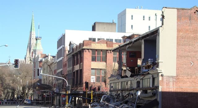 Society Trivia Question: How many people were killed in the September 2010 earthquake in Christchurch, New Zealand?
