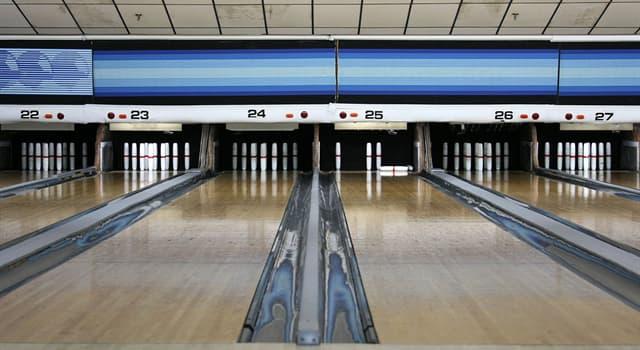 sport Pytanie-Ciekawostka: Ile dziur zawiera kula, która gramy w bowling?