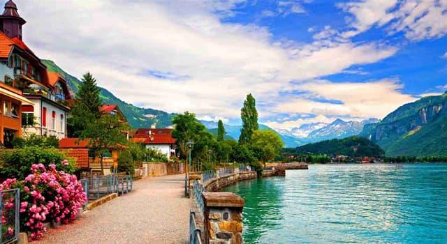 Kultura Pytanie-Ciekawostka: Ile jest oficjalnych języków w Szwajcarii?