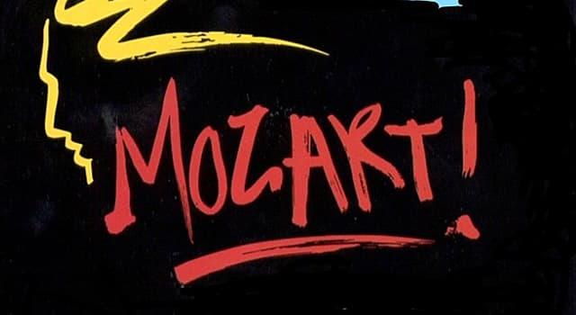 """Kultura Pytanie-Ciekawostka: Ile lat miał Mozart, gdy skomponował swoją pierwszą operę: """"Apollo et Hyacinthus""""?"""
