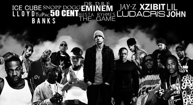 Culture Trivia Question: In 2013, which rapper broke the world record for the most words in a song?