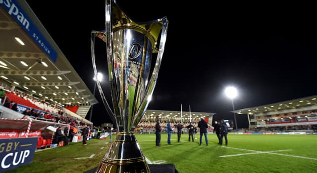 Sport Trivia Question: In 2019, which rugby union club won its third European Rugby Champions Cup title in four years?