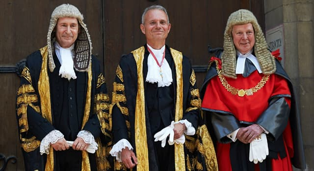 Culture Trivia Question: In the UK, the start of the legal year is marked with the 'Lord Chancellor's...' what?