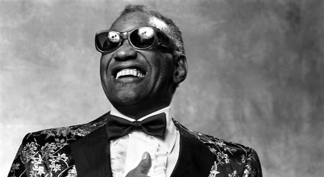 Gesellschaft Wissensfrage: In welchem Alter erblindete Ray Charles?