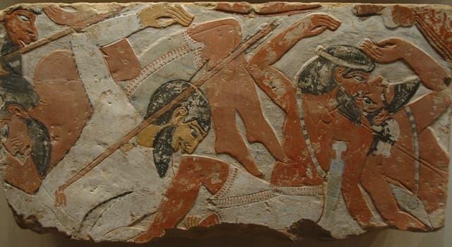 Geschichte Wissensfrage: In welchem Land fand die Schlacht von Theben statt?
