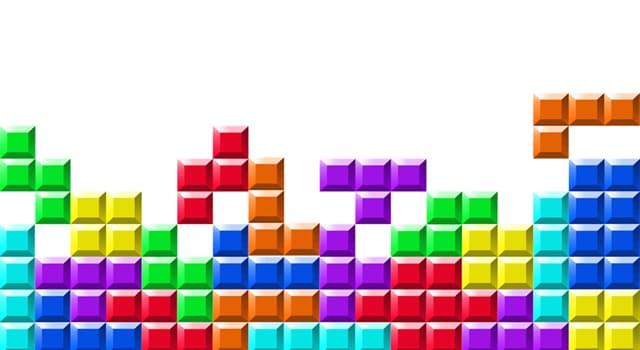 """Geschichte Wissensfrage: In welchem Land wurde das Puzzle-Videospiel """"Tetris"""" ursprünglich entwickelt?"""