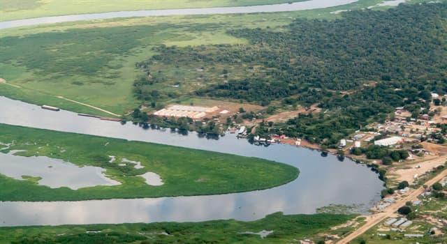 Geographie Wissensfrage: In welches Meer mündet der Nil?