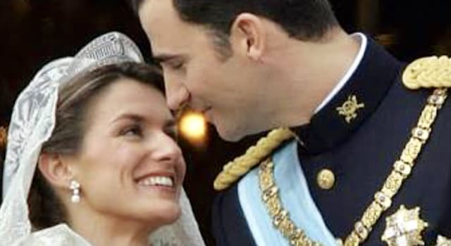 Society Trivia Question: In which church did Felipe, heir to the Spanish throne, marry Letizia Ortiz Rocasolano in May 2004?
