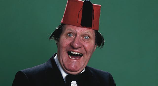 Society Trivia Question: In which country was the British comedian Tommy Cooper born?