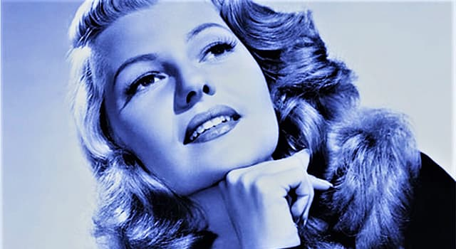 """Movies & TV Trivia Question: In which film does the hair-tossing Rita Hayworth sing """"Put the Blame on Mame""""?"""